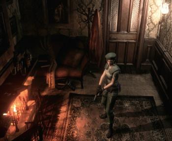 Et si le premier Resident Evil avait été un FPS ?