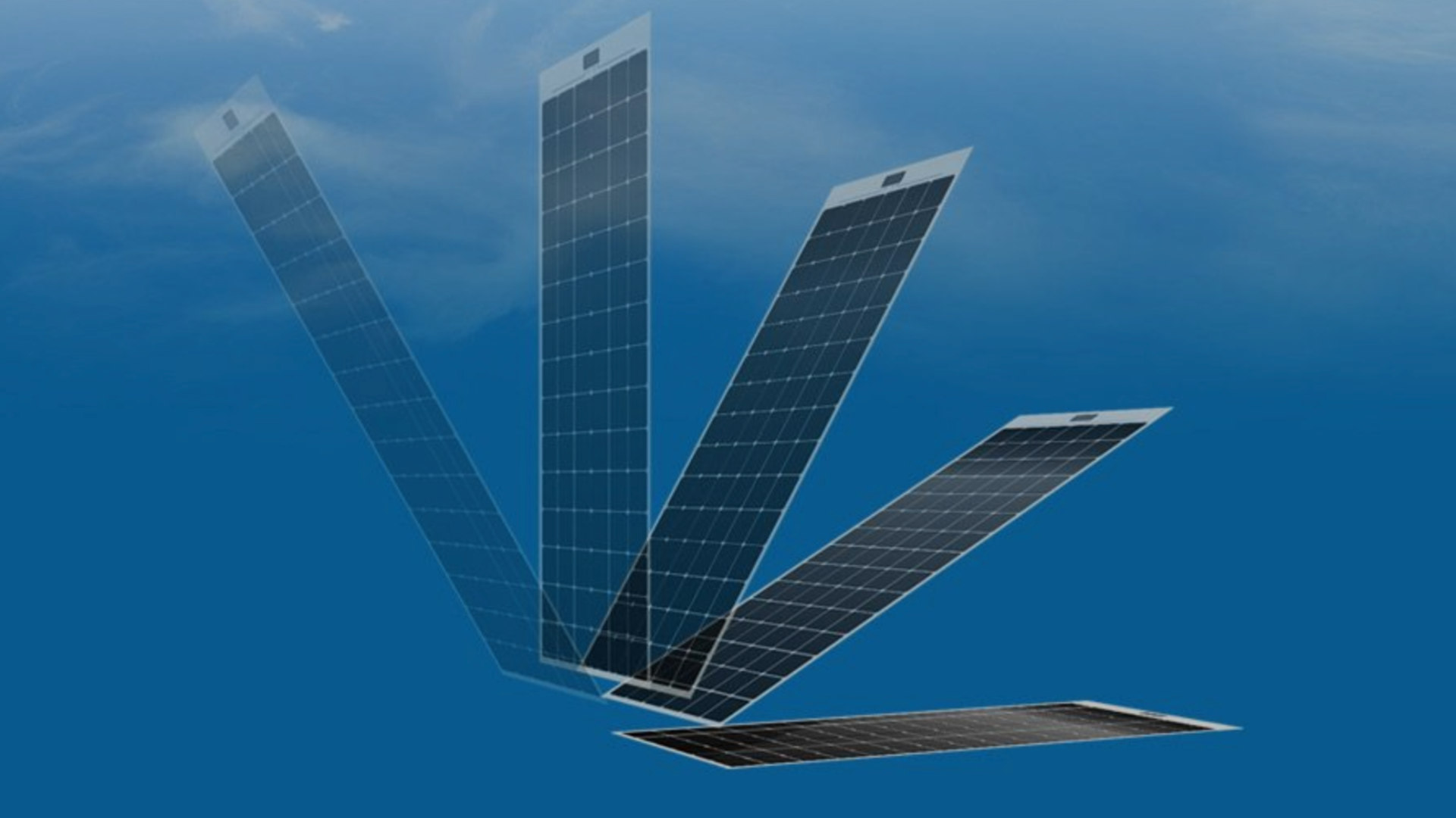 La France va produire des panneaux solaires «autocollants» plus fins et légers