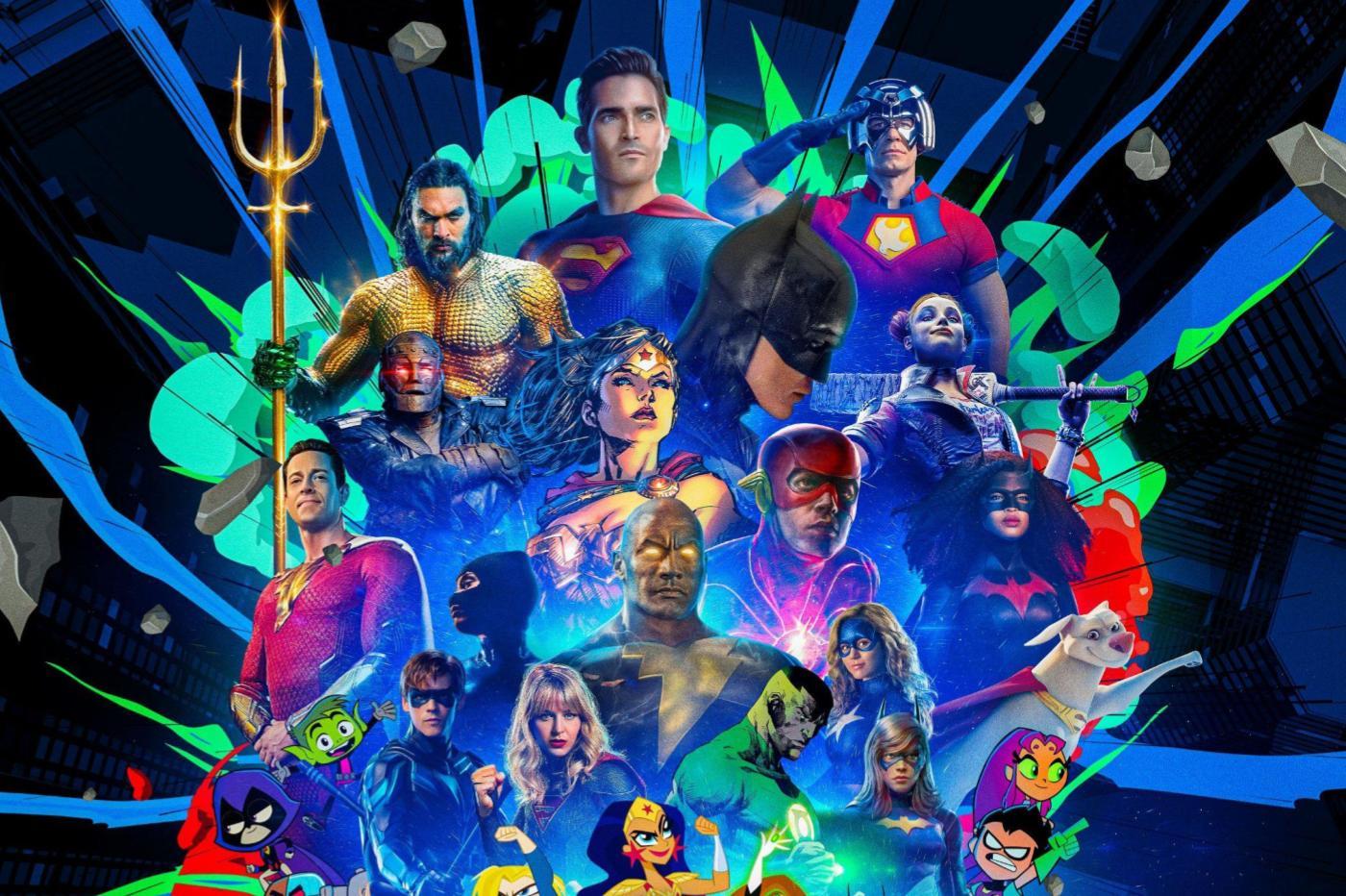 Le DC FanDome revient en octobre prochain