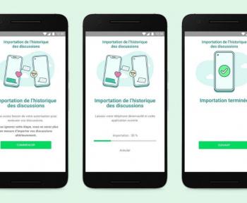 WhatsApp vous laisse enfin transférer vos discussions d'iOS à Android.. à une condition