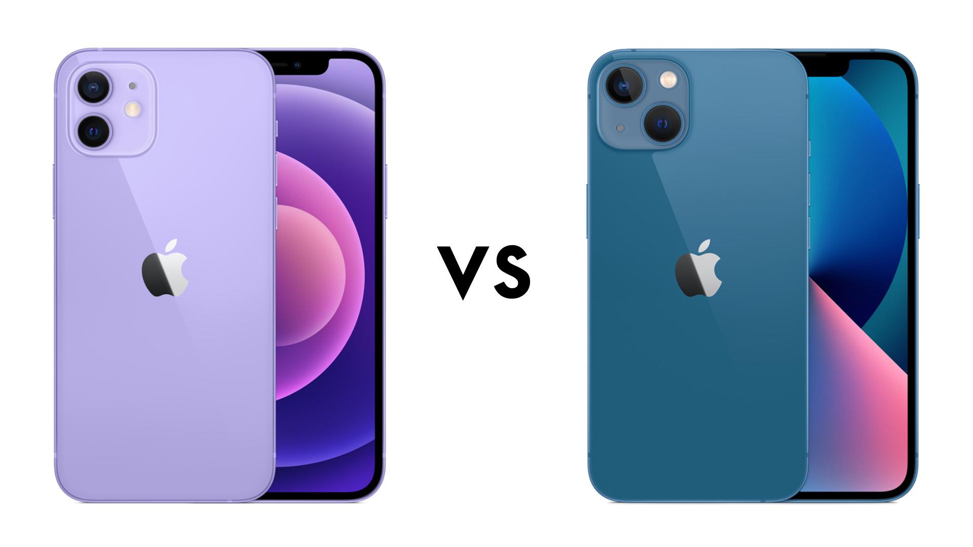 iPhone12 versus iPhone13: quelles différences entre le smartphone de 2020 et de 2021?
