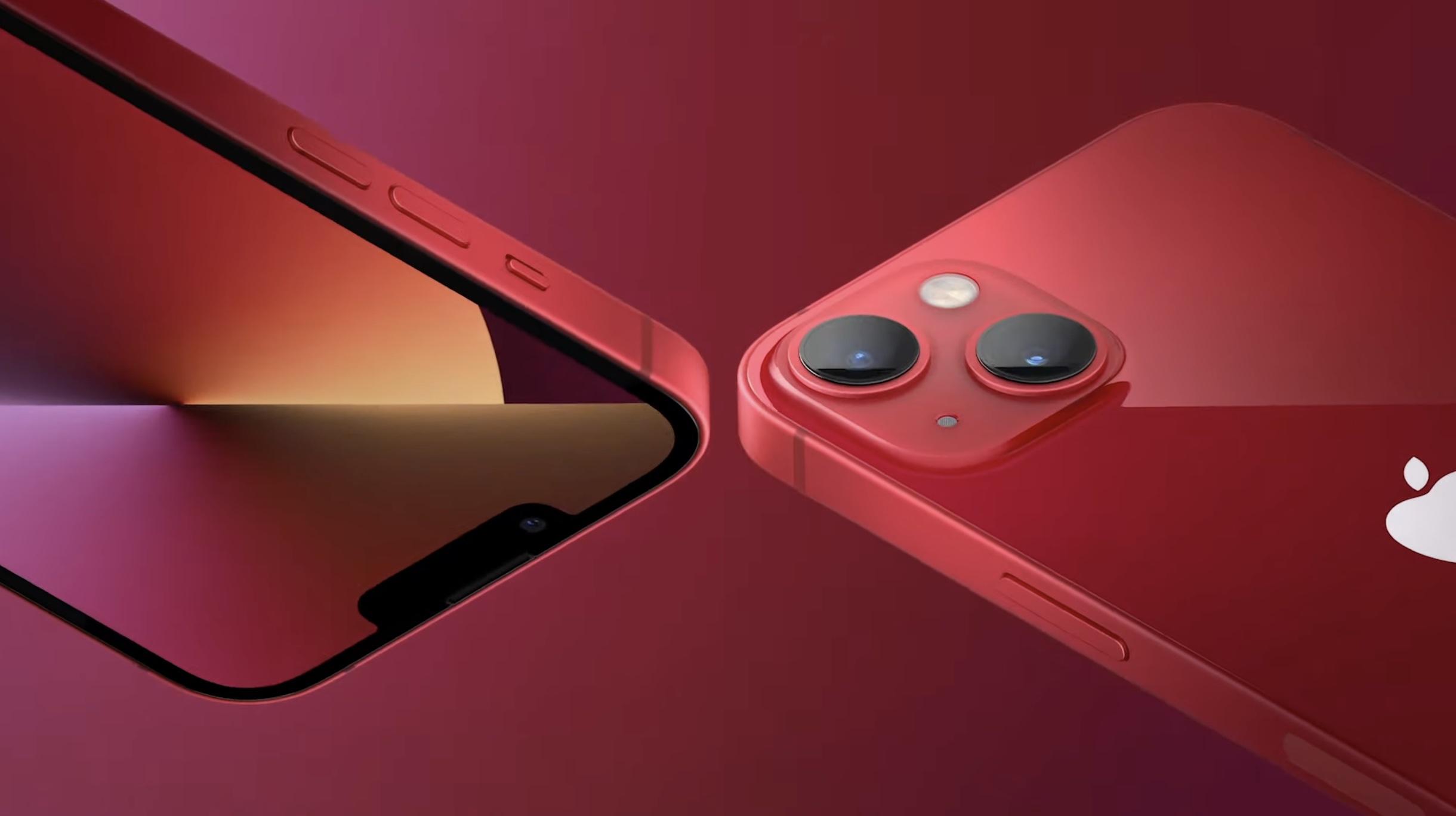 iPhone 13 : pourquoi les deux caméras sont-elles en diagonale ?