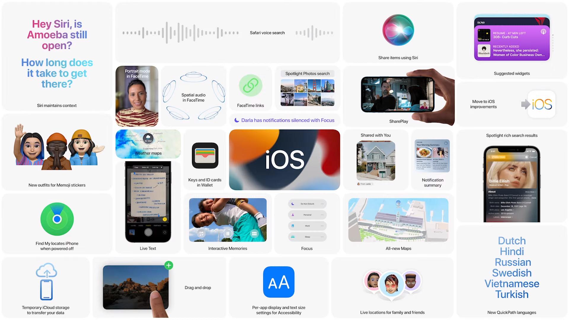 iOS 15 : les 5 fonctionnalités qui vont vous faciliter la vie
