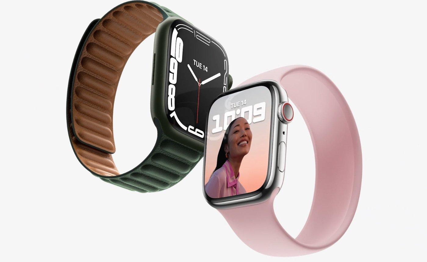 Apple Watch Series 7: la nouvelle montre connectée d'Apple est pile à l'heure