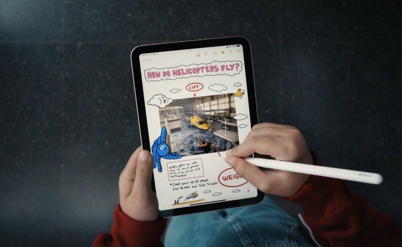 Le nouvel iPad mini est comme un rêve devenu réalité