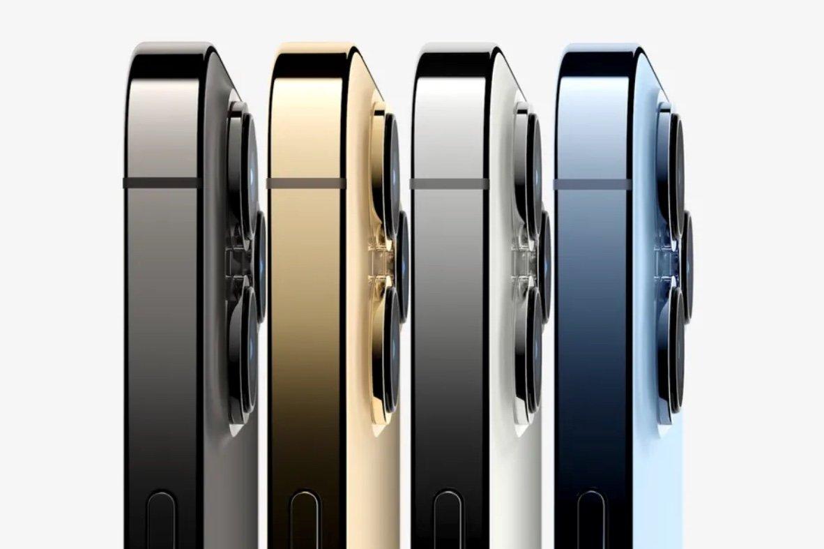 Apple dévoile l'iPhone 13 Pro, le meilleur iPhone à ce jour