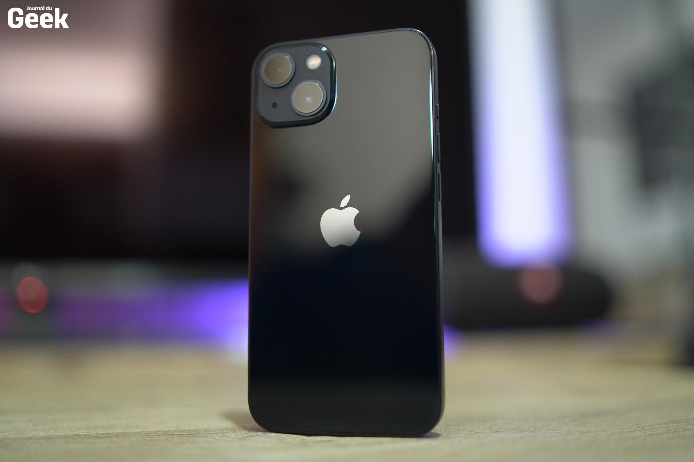 La pénurie de composants touche aussi Apple et l'iPhone 13