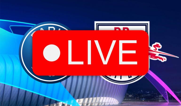 Streaming PSG RB Leipzig: sur quelle chaine regarder ce match?