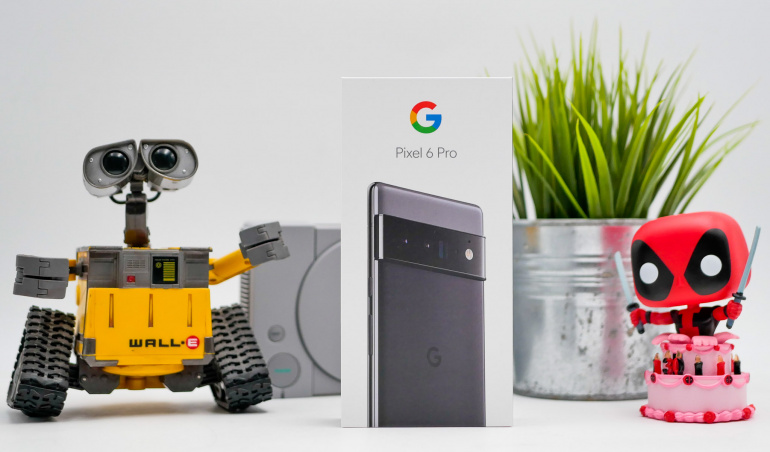 Prise en main des Google Pixel 6 Pro et Pixel 6, le renouveau
