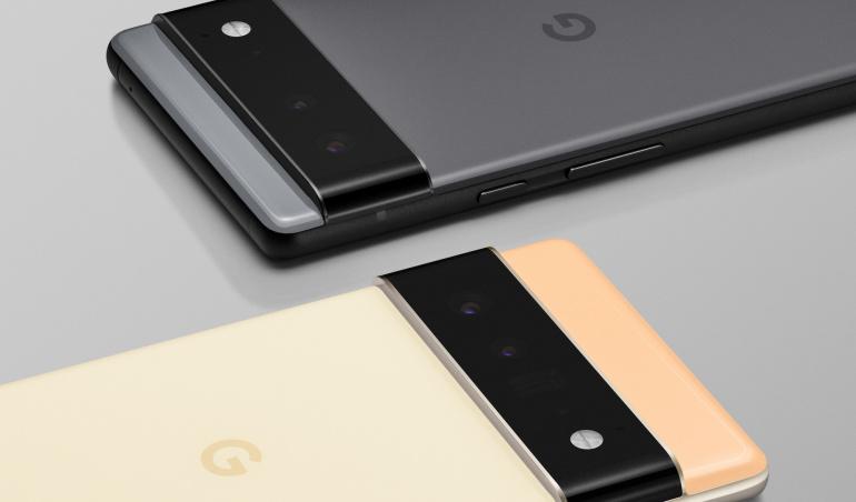 Google Pixel 6 Pro et Pixel 6: Google Tensor et nouveau capteur Photo au programme